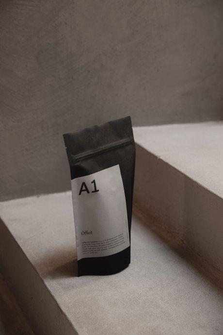 Hausgerösteter Kaffee von Öfferl A1 Alex Keller